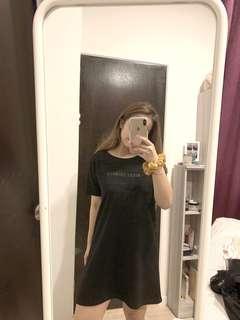 Mango Black Casual Dress