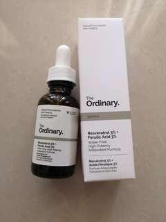 New The Ordinary Ferulic acid