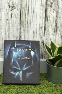 Bluray Batman Dark Knight Trilogy