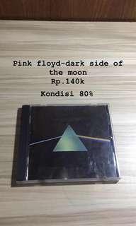 Cd pink floyd darkside of the moon