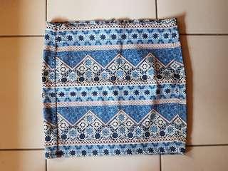 Mini bandage skirt