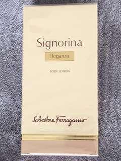 Salvatore Ferragamo Eleganza Body Lotion 200ml
