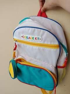 College Kits Ransel / Eye Candy Backpack