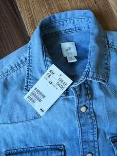 Brandnew H&M Denim Outer Wear