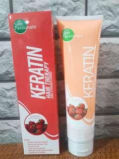 Keratin hair therapy and straightening 500ml