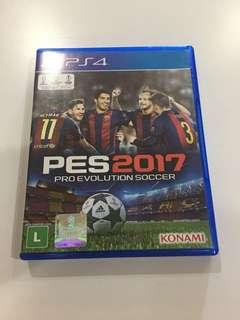 Sony PS4 Pro Evolution Soccer (PES) 2017