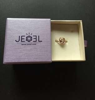Jeoel Moonstone Milky Way Ring