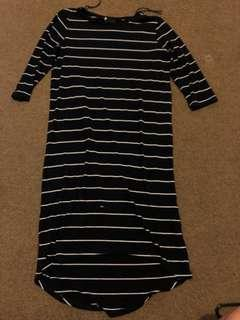Glassons Striped Dress