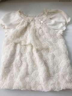 Lacy top for girls