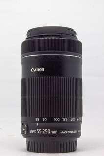 Canon 55-250mm EF-S STM