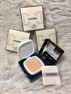 Chanel cc cushion