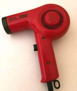 Vintage Old School National Hair Dryer Working Condition