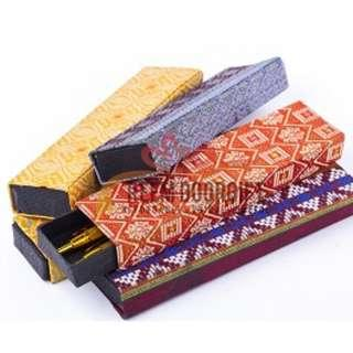 Doorgift Kotak Songket Panjang