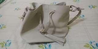 Kurt Geiger bucket bag with sling