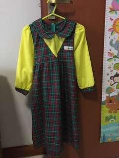 Iman Kindergarten uniform dress