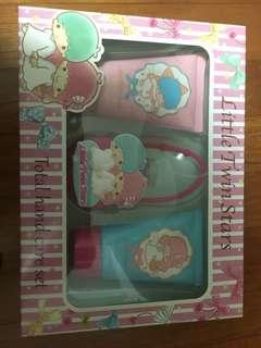 Little Twin Stars Total Hand Care Set