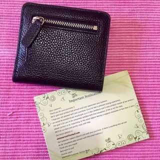 Ainimoer Genuine Leather RFID Wallet