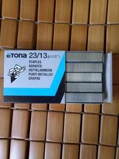 ETONA 23/13 STAPLES