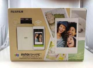 NEW Fuji Instax Smartphone Share SP-2 (GOLD)