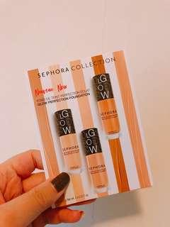 Sephora glow perfection foundation