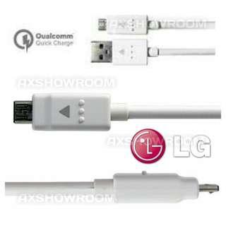 Authentic LG original Micro USB Data Cable / Fast Charge