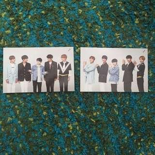 WTS SEVENTEEN TRADING CARDS