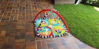 Baby gym / baby play area / activity mat / infant toys
