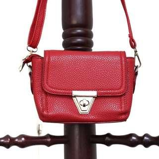 Red Sling Bag #CNYRED #JAN50