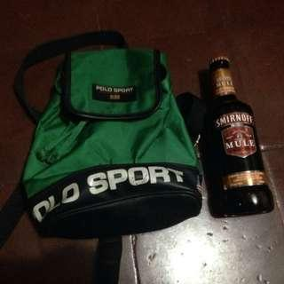 Polo sport mini bagpack