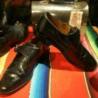 Sepatu Marks and spencer formal black