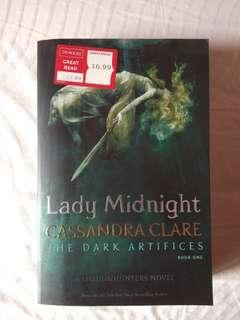 Lady Midnight- Cassandra Clare the mortal instrument