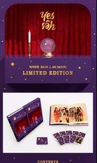 [share] Twice Yes Or Yes + The Year Of Yes Monograph