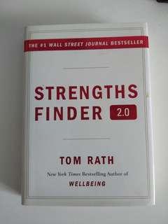 Book Strengths Finder by Tom Rath