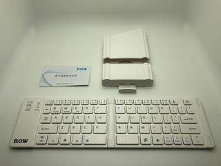 B.O.W. Foldable Bluetooth Keyboard for IPhone/Android/WIN