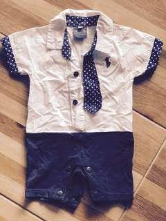 Baby Romper   Casual   Polo