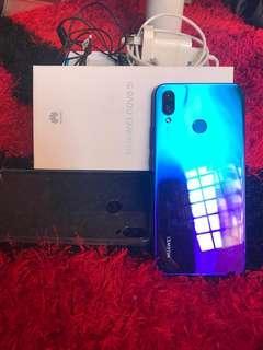 Huawei nova 3i usia baru 10hari
