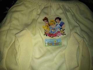 Celana pop jumbo motif princess