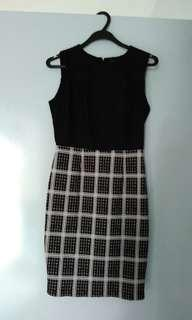 Zalora work dress