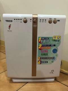 🚚 TECO空氣清淨機