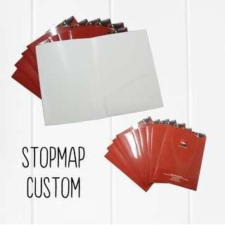 🚚 Custom File Folder / Stop Map