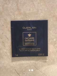 Guerlain 嬌蘭 蘭鑽精奢氧生眼唇霜1ml/單包
