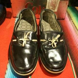 Sepatu bally slip-on authentic