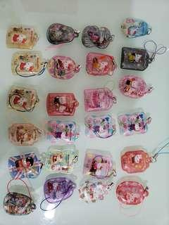 7-11 Hello Kitty 絕版 御守 護身符