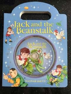 Jack and the Beanstalk (Preloved)