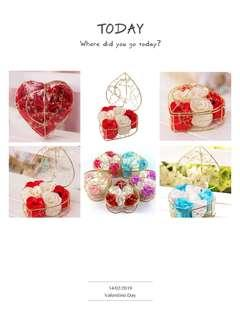 Roses(basket)