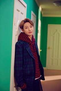 [INSTOCK]Orange Marmalade Renjun 2019 SG