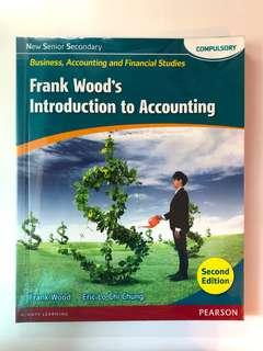 NSS BAFS Frank Wood's Introduction to Accounting (Compulsory Part)