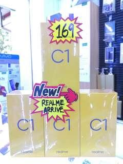 Brand New Realme C1