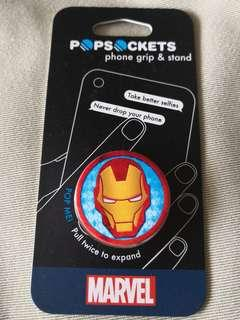 Genuine Popsockets x Marvel Iron Man