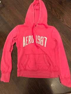 Pink Aero Hoodie/Sweater